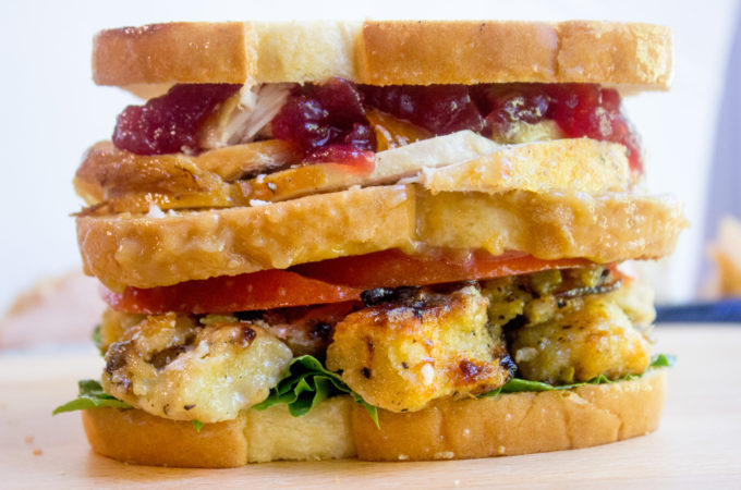 Turkey Moist Maker Sandwich