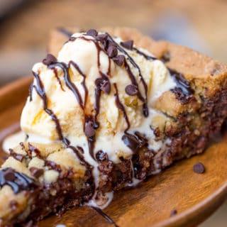 BJ's Chocolate Chip Pizookie