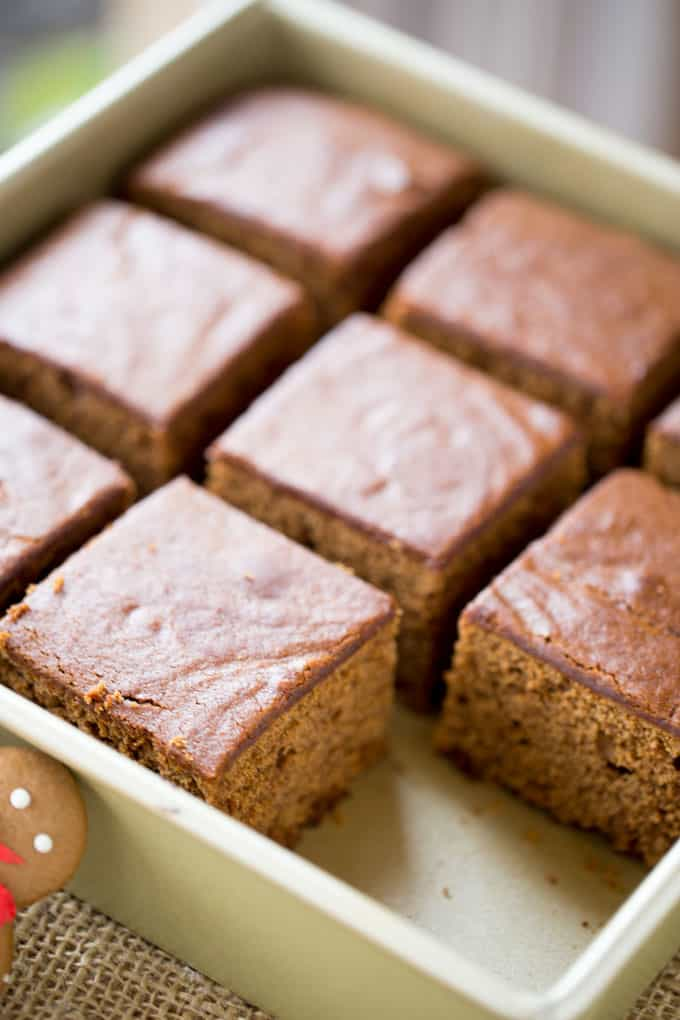 Starbucks Gingerbread Cake Recipe
