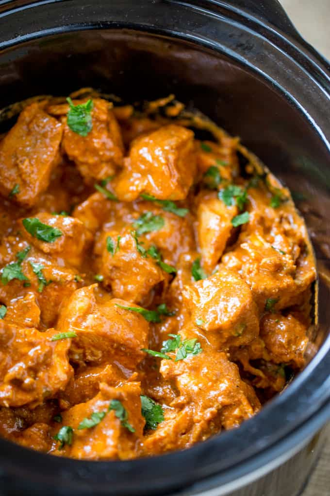 Crockpot Indian Food Recipes