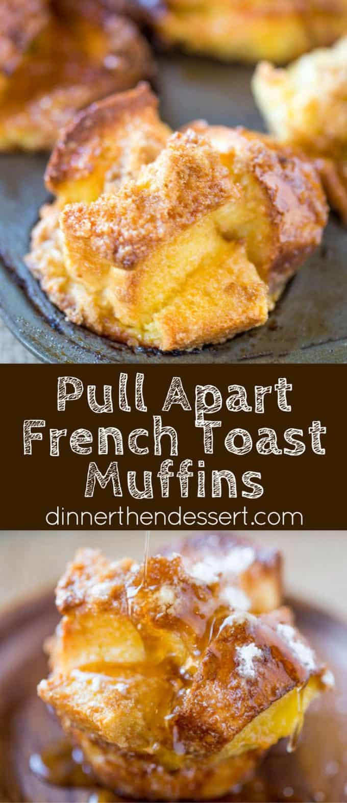 French Toast Muffins Are Easy To Toss Together With Ingredients You Already  Have In Your Kitchen
