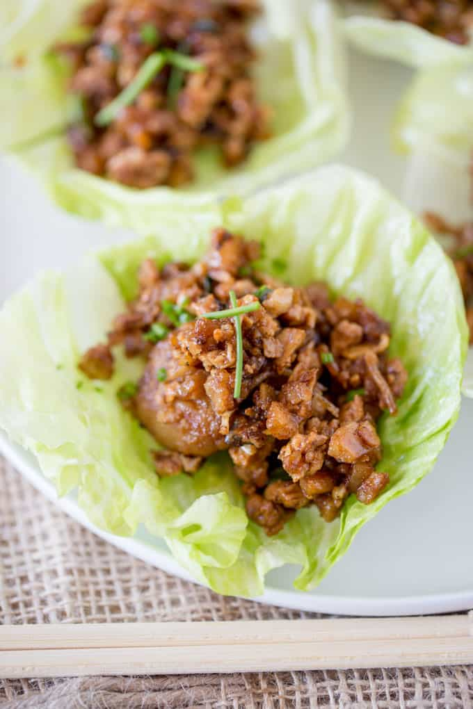 How To Make P.F. Chang's Lettuce Wraps