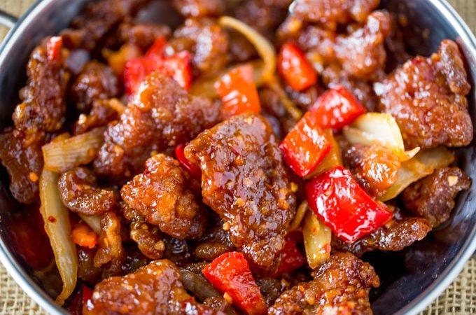 Panda Express Beijing Beef (Copycat)