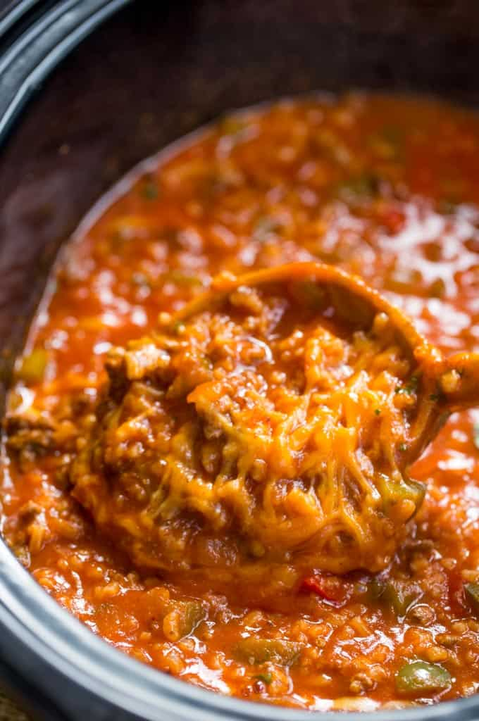 Slow Cooker Ground Beef Recipes Crockpot Meals