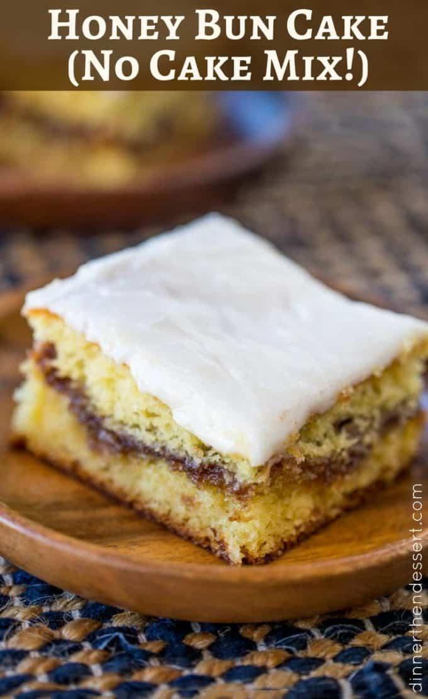 Honey Bun Cake Mix