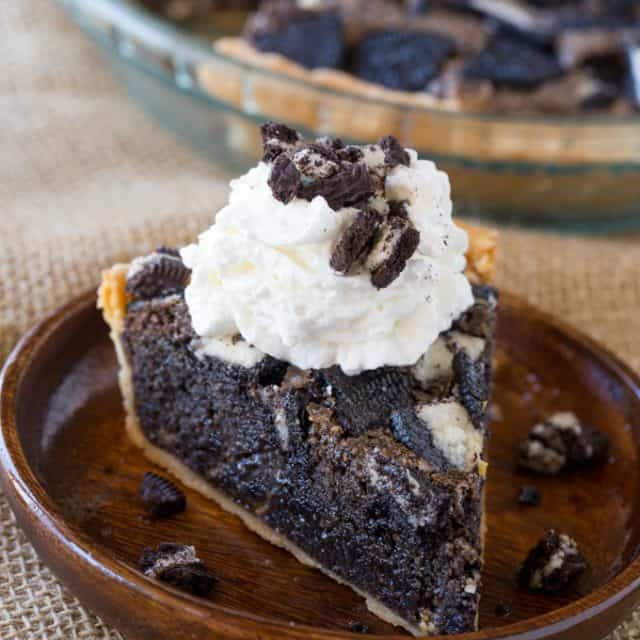 Ultimate Oreo Pie