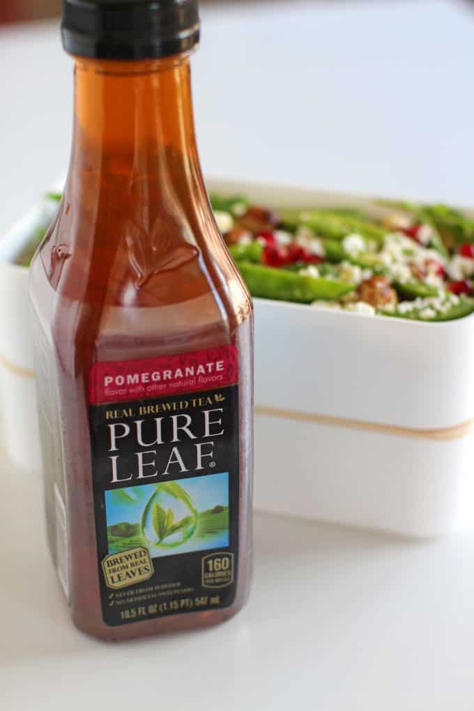 Pure Leaf Pomegranate Iced Tea