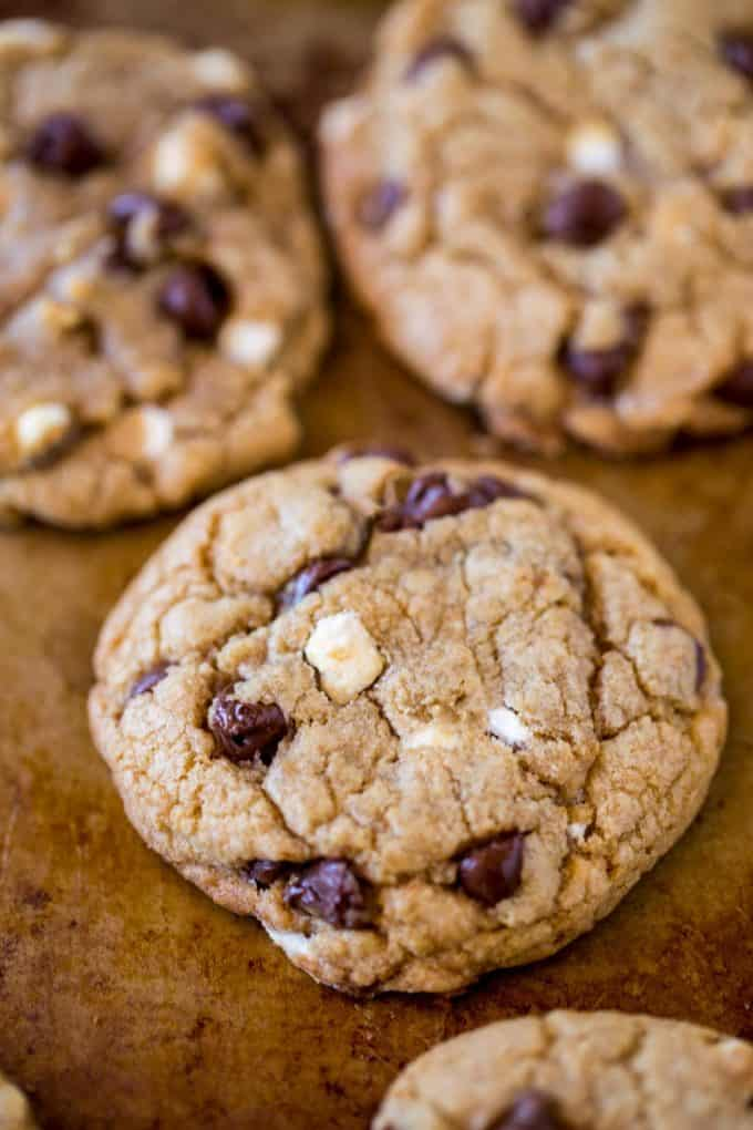 Chocolate Chip Cookie With Cereal