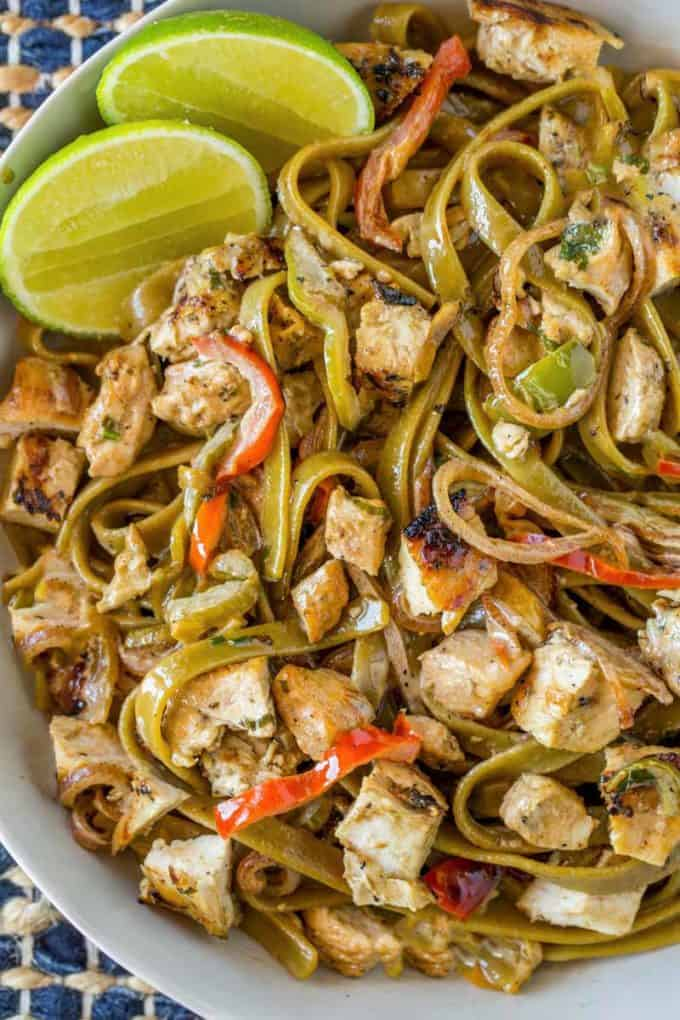 Chicken Tequila Fettuccine (CPK Copycat) - Dinner, then ...