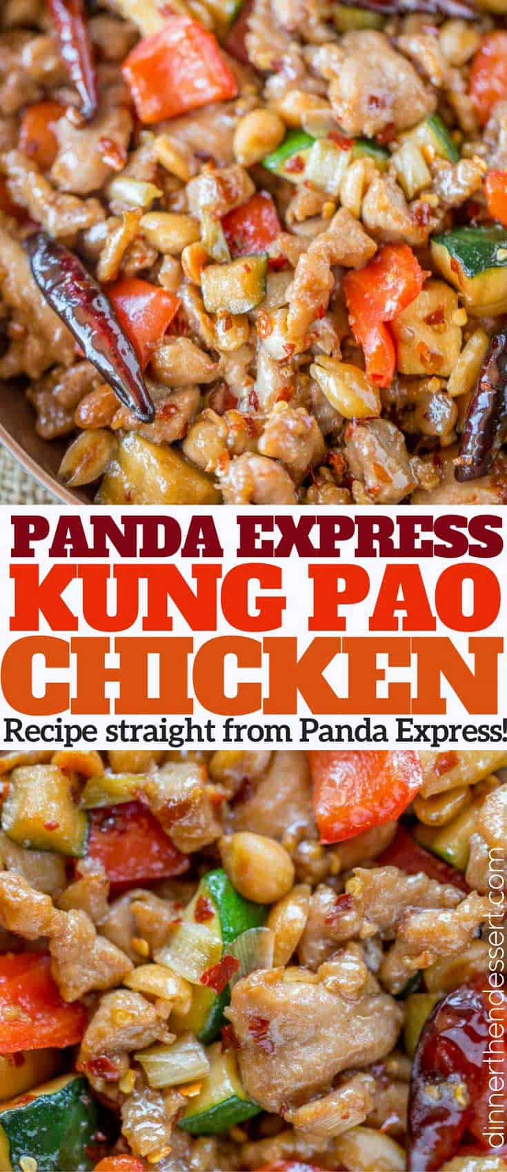 We LOVED this Panda Express Kung Pao Chicken, it was so easy to make and the best copycat!