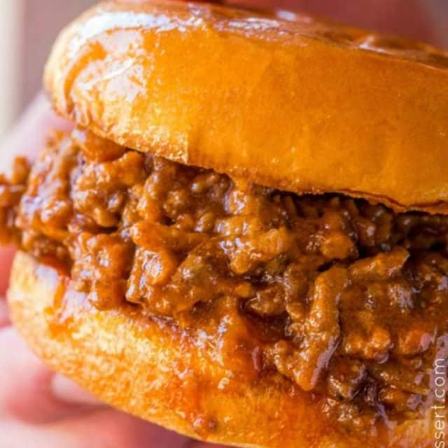 Just 20 minutes from start to finish and you'll have the easiest and ultimate sloppy joes!