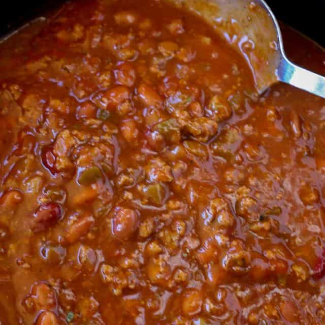 An amazing Wendy's Chili Copycat!