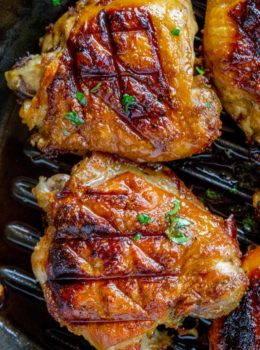 The perfect El Pollo Loco Chicken copycat recipe, marinaded in citrus and spices overnight.