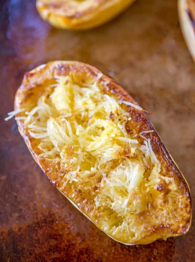 spaghetti squash recipes swapping pasta for squash