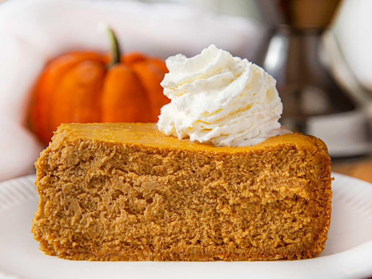 Ultimate Pumpkin Cheesecake Recipe Dinner Then Dessert