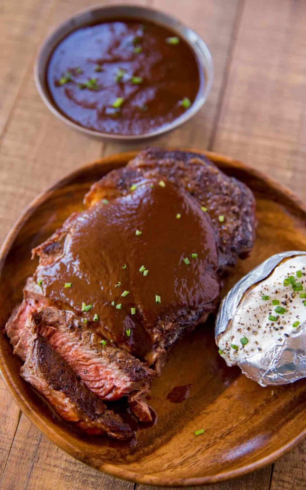 A1 Steak Sauce Copycat Dinner Then Dessert