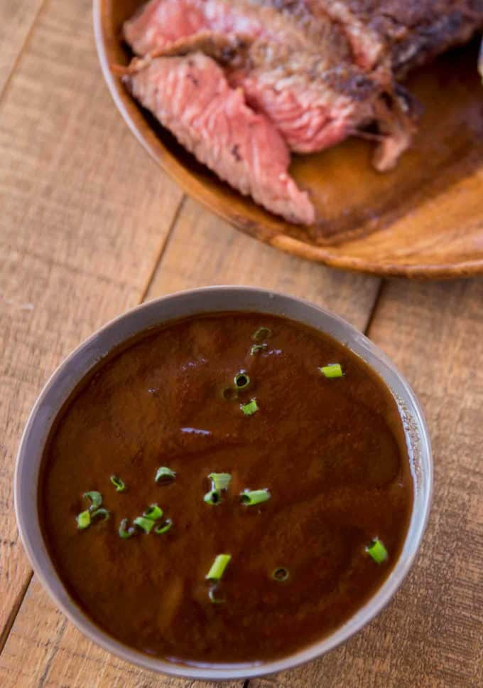 Quick and easy A1 Steak Sauce Copycat!