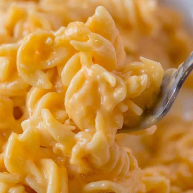 The creamiest mac and cheese ever! Boston Market Copycat!