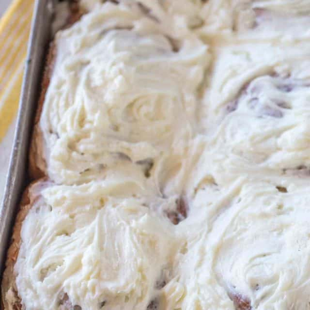 Easy Cinnamon Rolls in just 1 hour that your family will love. Cut down on all the time and effort but keep all the amazing cinnamon sugar flavors!