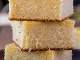 Cornbread recipe using white cornmeal