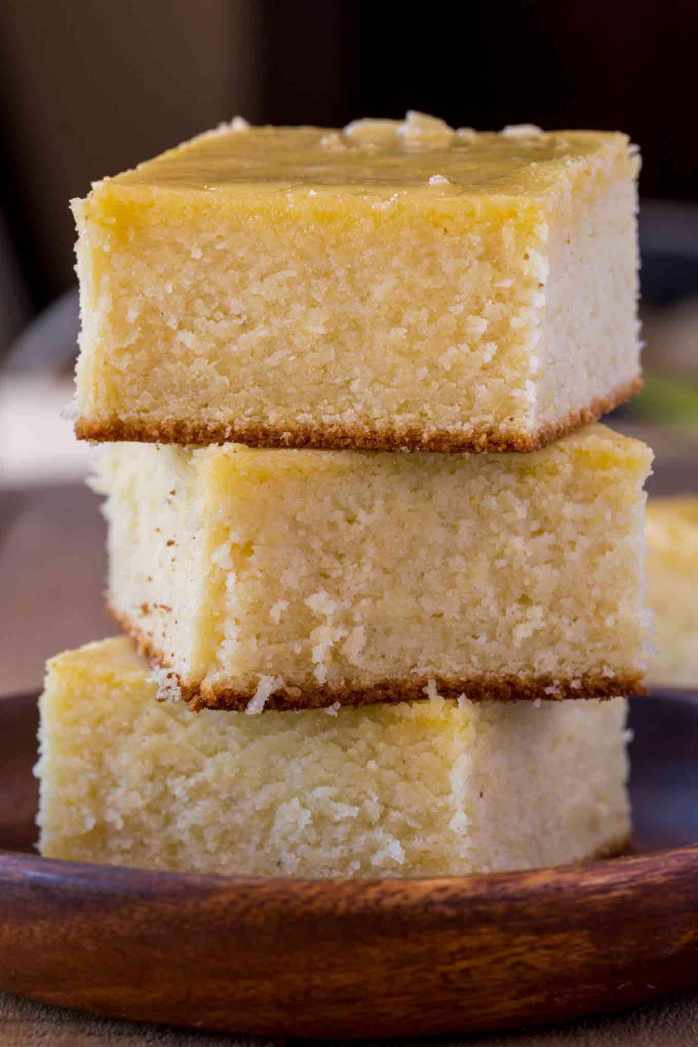 Cornbread recipe using white cornmeal