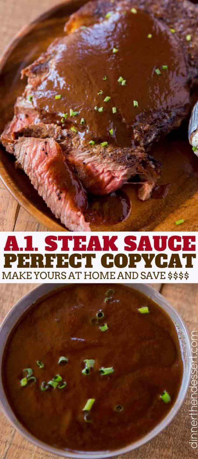 how to make steak sauce