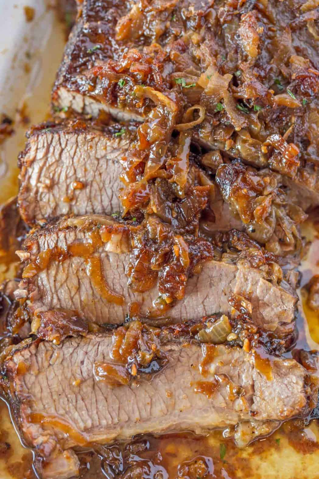 How to cook beef brisket in oven