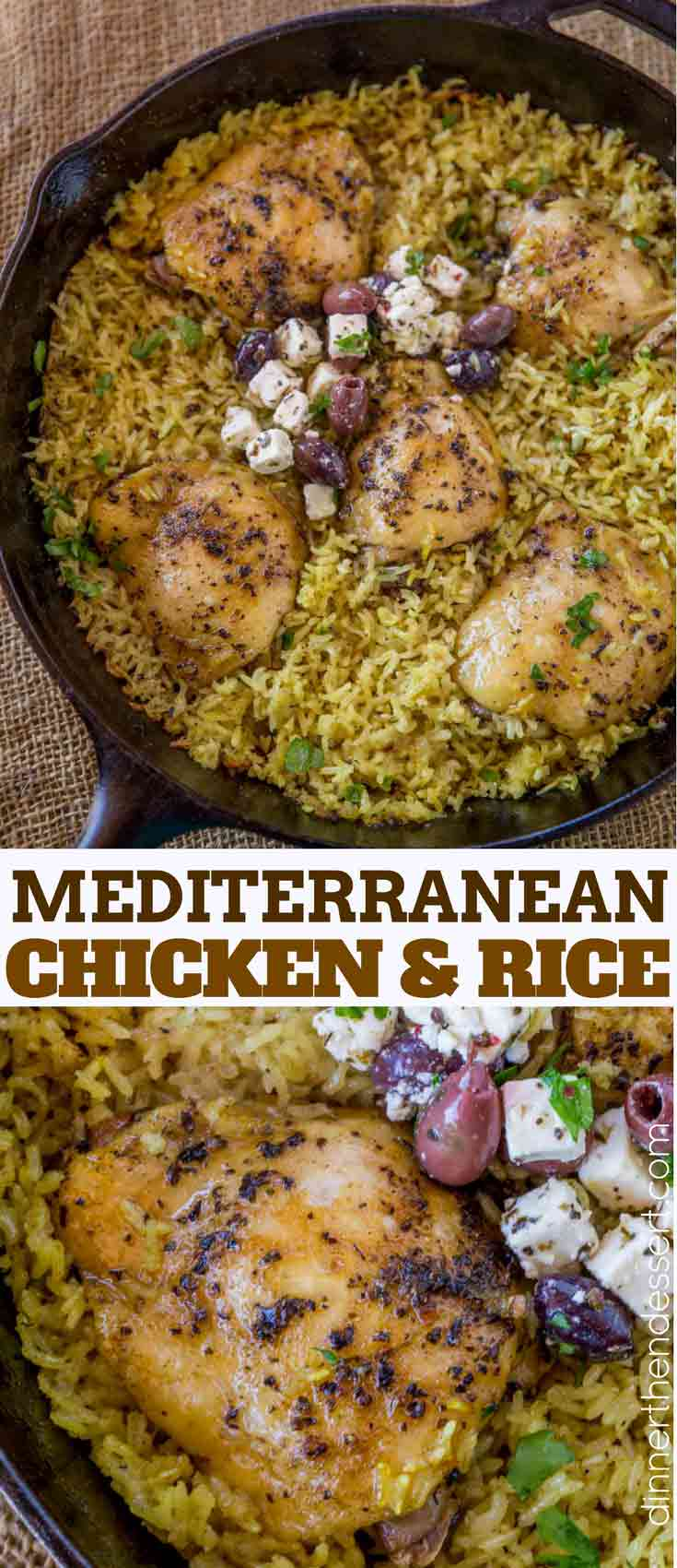 MEDITERRANEAN-Chicken-and-Rice