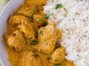 Indian Chicken Korma Recipe