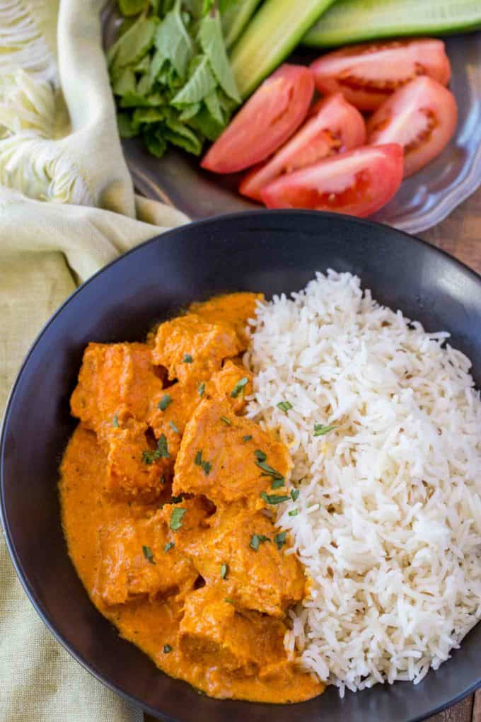 Easy chicken tikka masala dinner then dessert chicken tikka masala indian food forumfinder Images