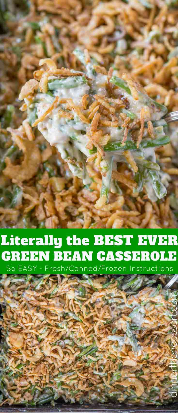 Best Green Bean Casserole Ever