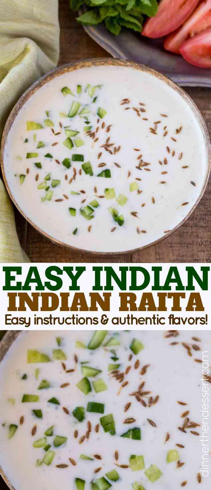 Indian Raita
