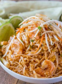 Easy pad thai dinner then dessert easy pad thai recipe forumfinder Image collections