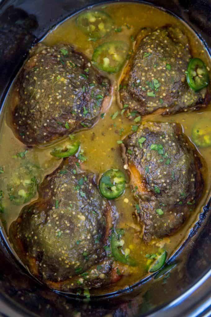 Salsa Verde Chicken