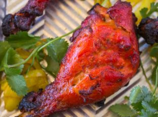 Easy Tandoori Chicken