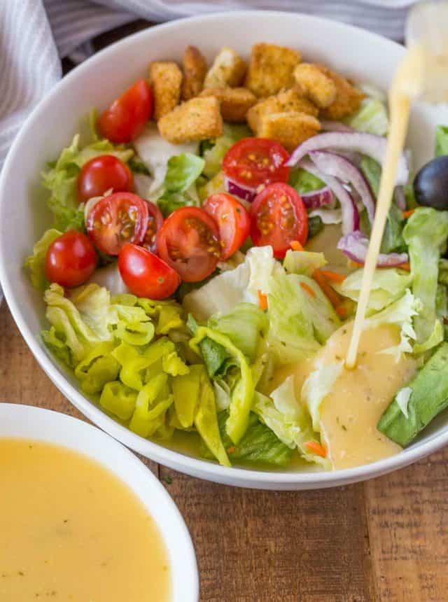 Olive Garden Italian Dressing