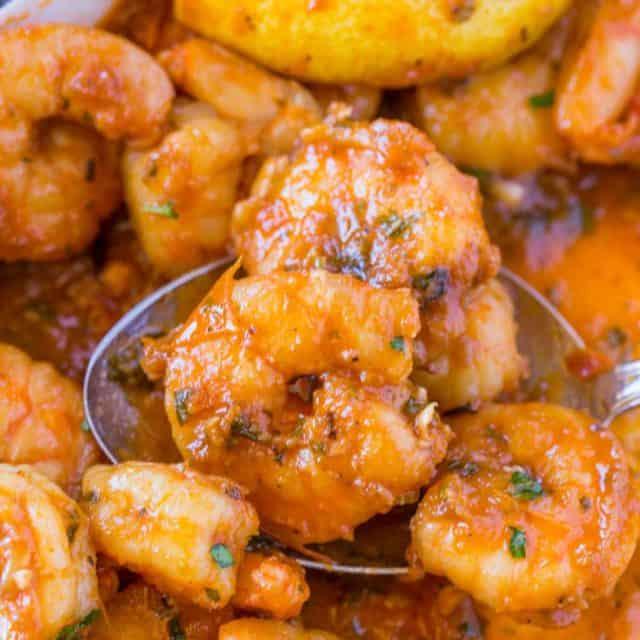 BBQ Cajun Shrimp