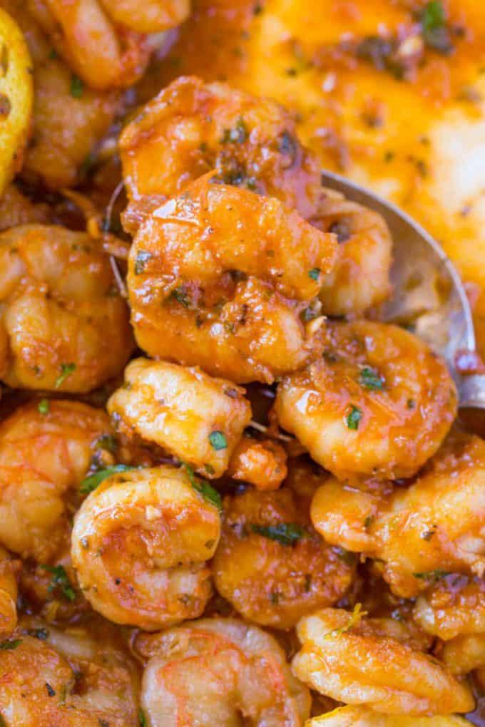 BBQ New Orleans Shrimp