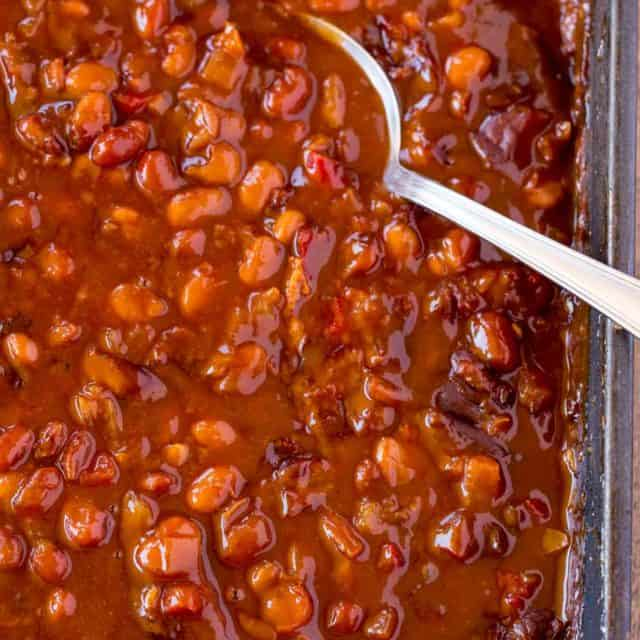 Best Ever Baked Beans Recipe