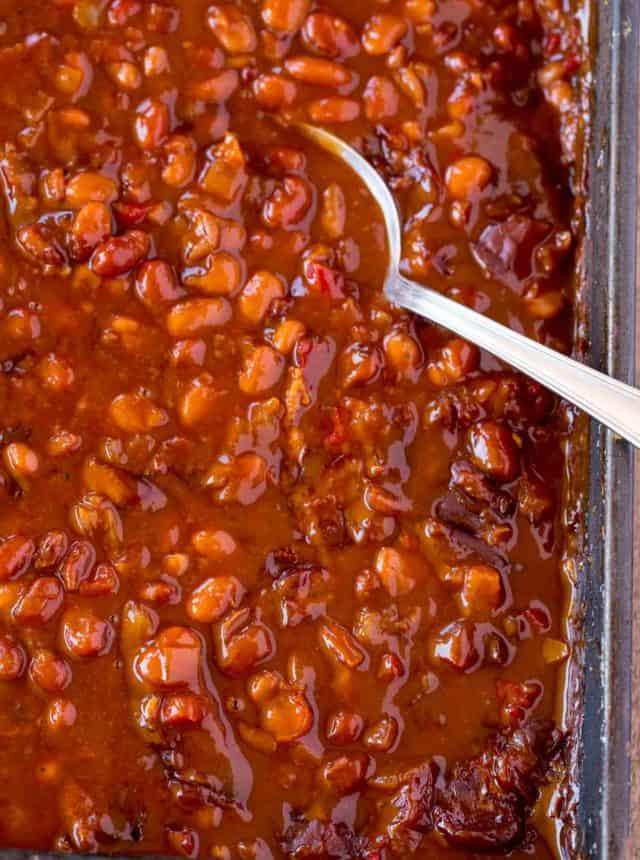 Best Ever Baked Beans Recipe