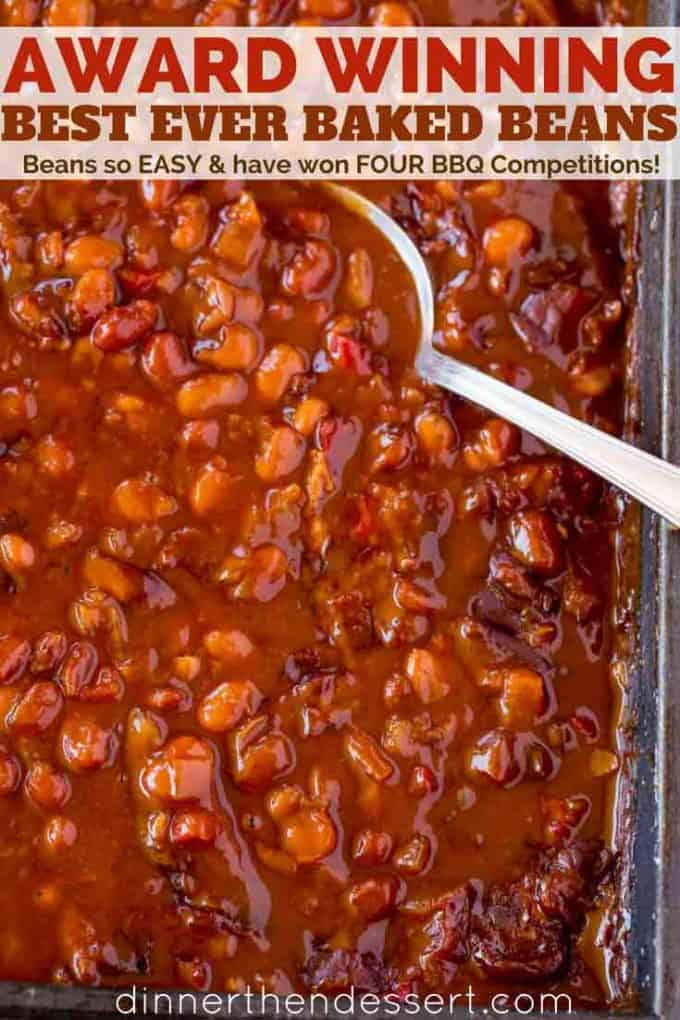 Bacon Baked Beans Recipe