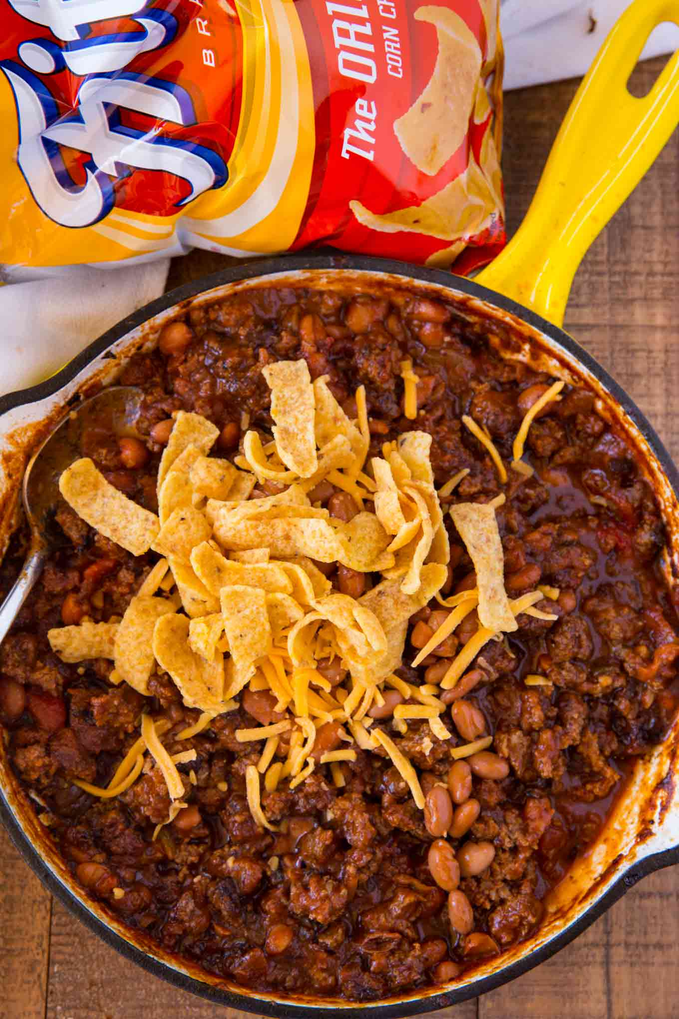 Frito Pie meets Sloppy Joes!