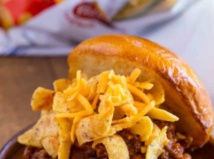 Frito Pie Sloppy Joes