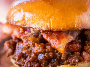 Bacon Brown Sugar Sloppy Joes