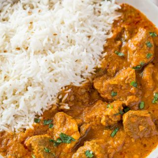 Easy Lamb Curry