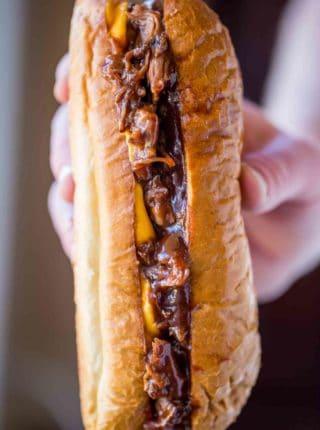 BBQ Beef Sandwiches