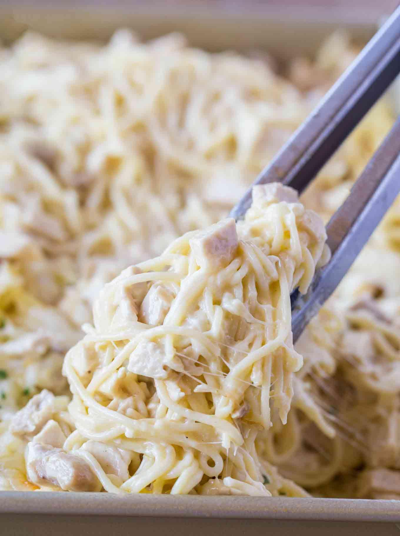 Easy Tetrazzini Pasta