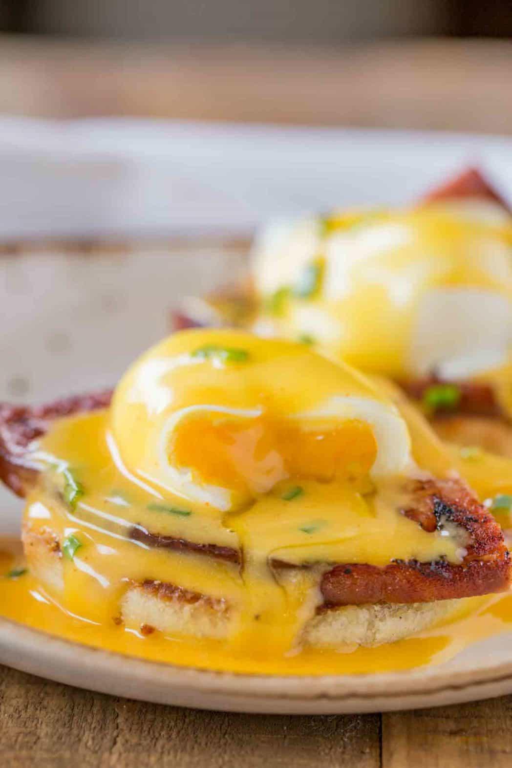 Eggs Benedict Dinner Then Dessert