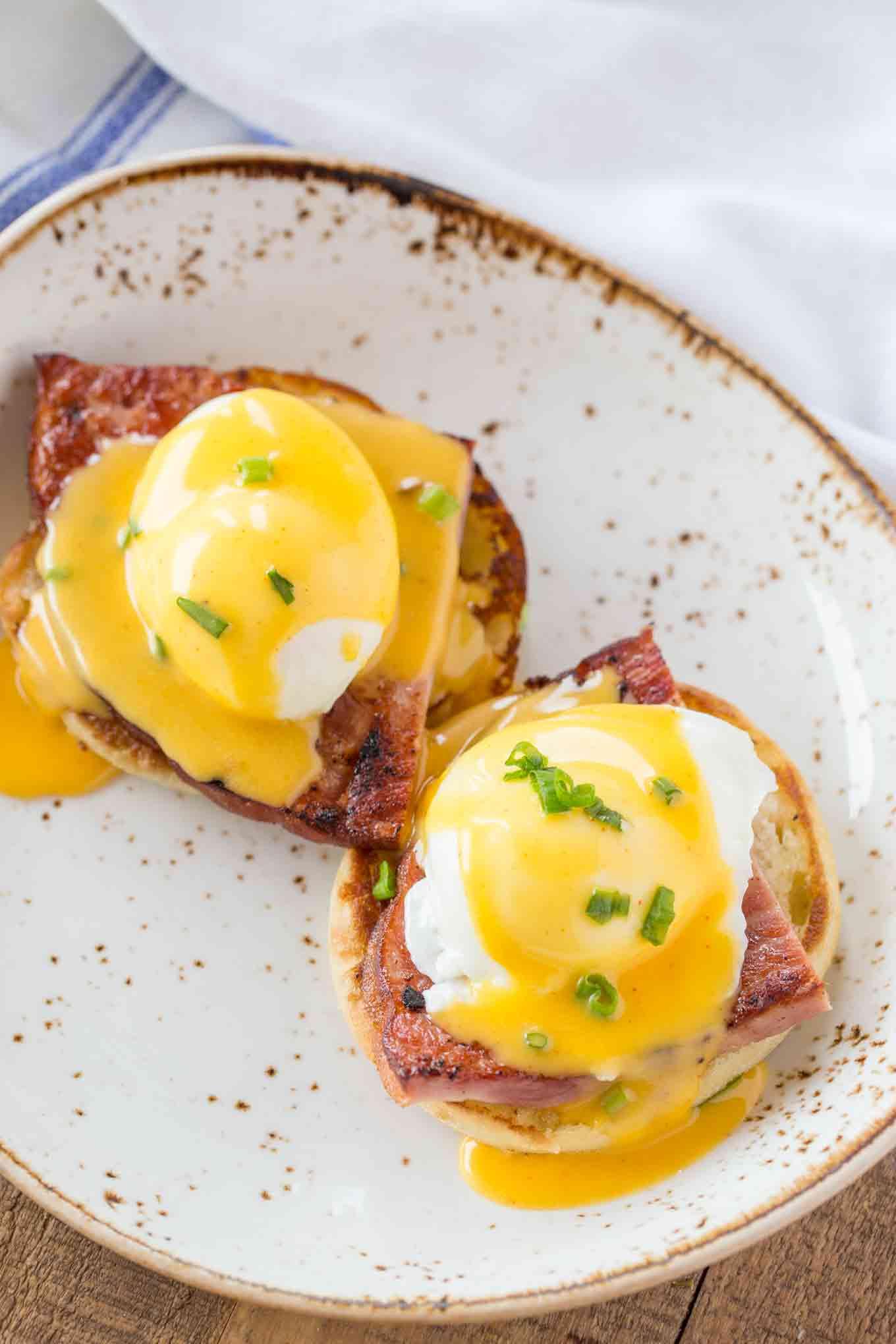 Classic Easy Eggs Benedict