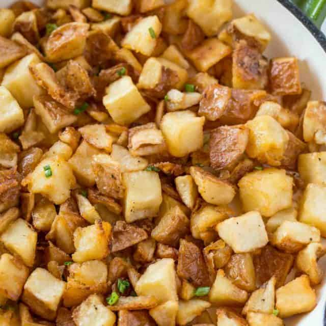 Diced Hash Browns